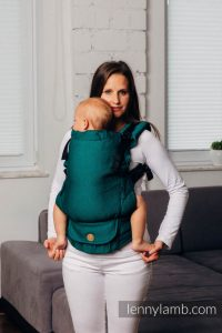 LENNY LAMB – Marsupio Ergonomico Regolabile LennyUp Emerald