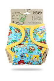 PETIT LULU' – Aio Pocket School Jungle (Snap)