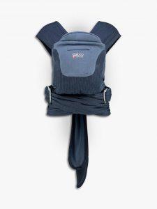 CLOSE – Caboo Fascia Elastica Preannodata Cotone Bio Blu Jeans