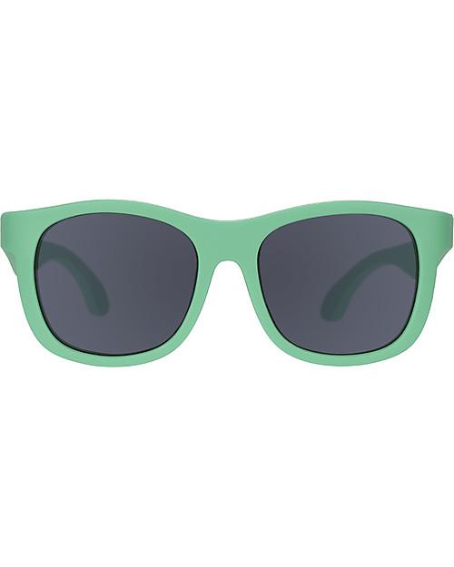 BABIATORS – Occhiali da Sole Baby Verde Tropical (Taglia 3-5)