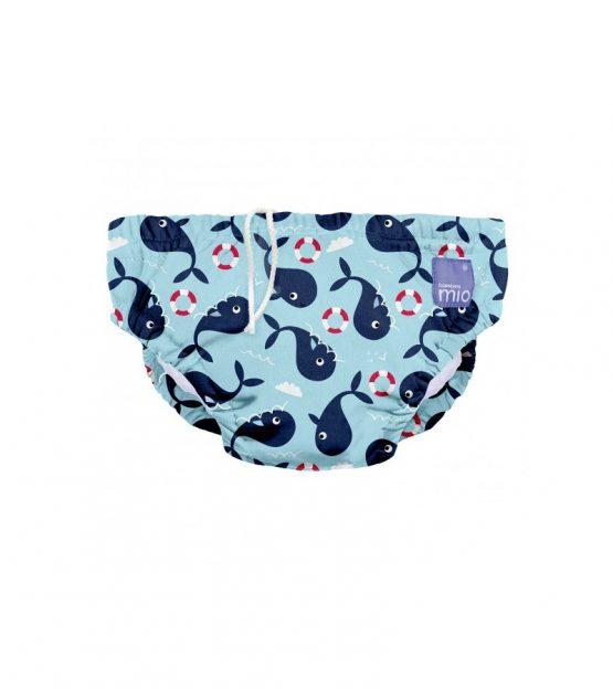 BAMBINO MIO – Costume Contenitivo Lavabile Balene