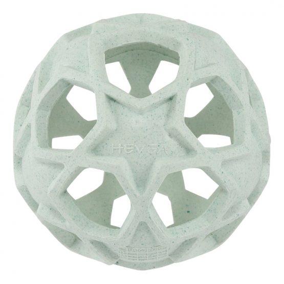 HEVEA – Starball Palla in Gomma Naturale Verde (3m+)